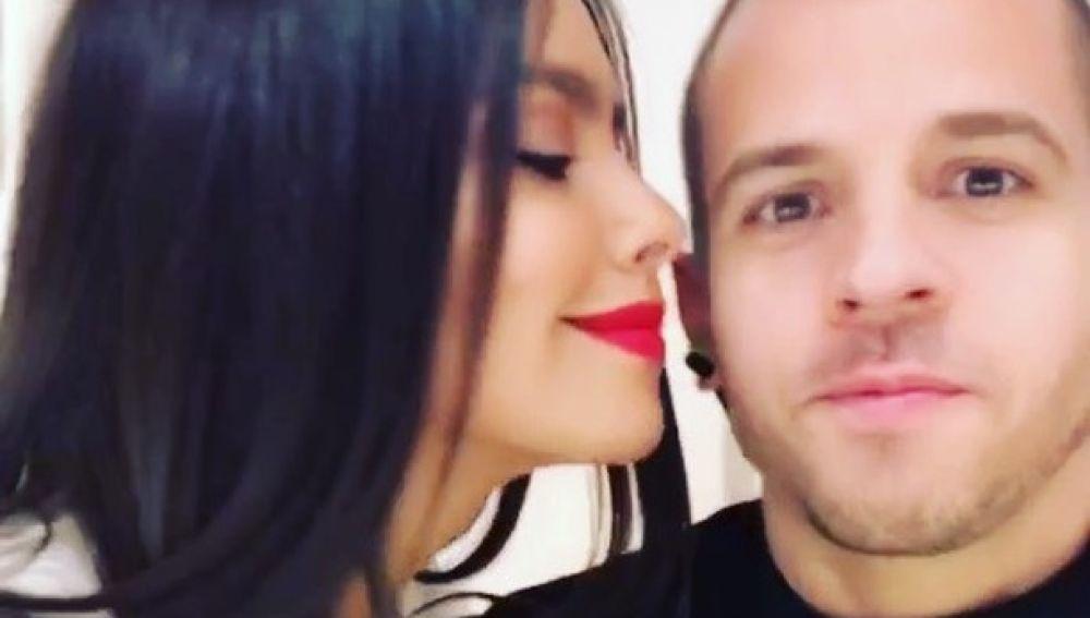 Cristina Pedroche 'se come a besos' a Dabiz Muñoz