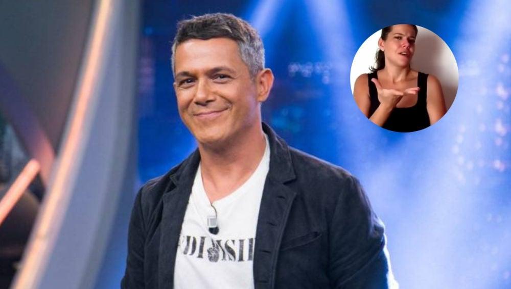 El precioso vídeo de una fan cantándole a Alejandro Sanz en lengua de signos