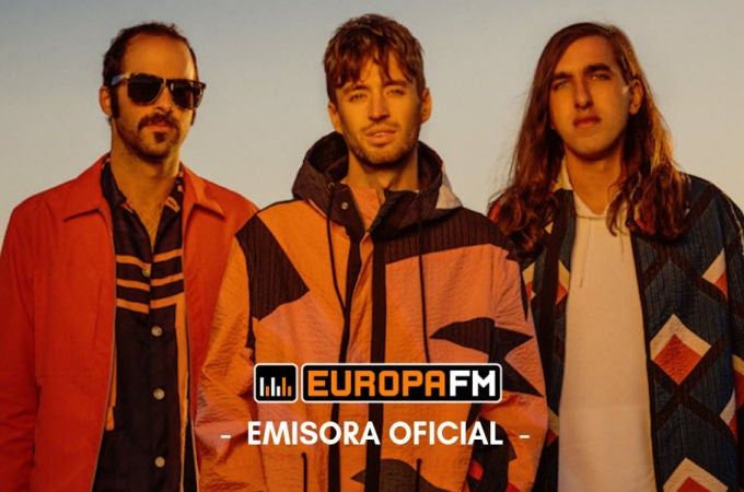 Europa FM, emisora oficial de la gira de Crystal Fighters