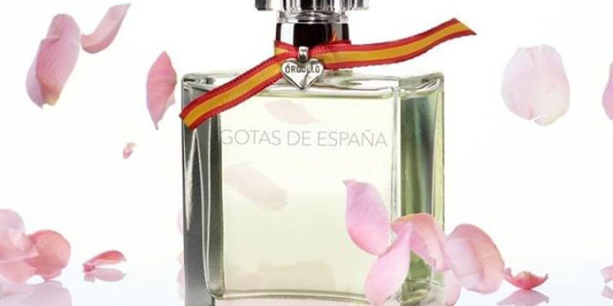 Perfume 'Gotas de España'