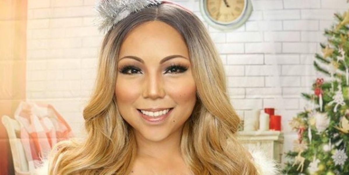 Promise Tang se transforma en Mariah Carey