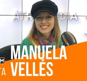 Entrevista a Manuela Vellés