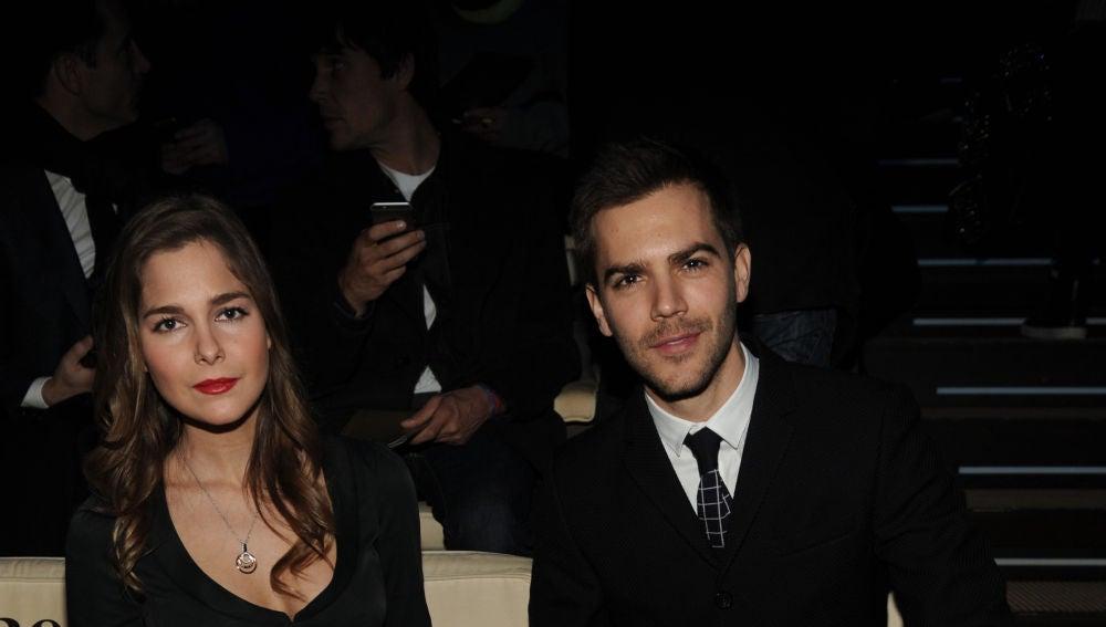 Natalia Sánchez y Marc Clotet