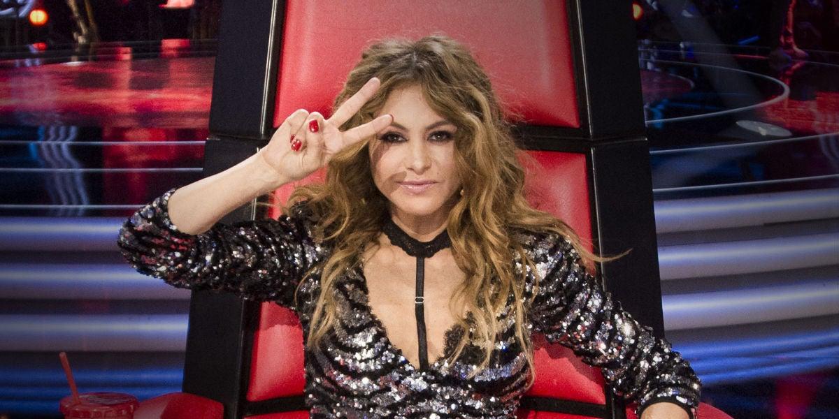 La Voz - Audiciones a ciegas 12 - Paulina Rubio tiene su equipo completo