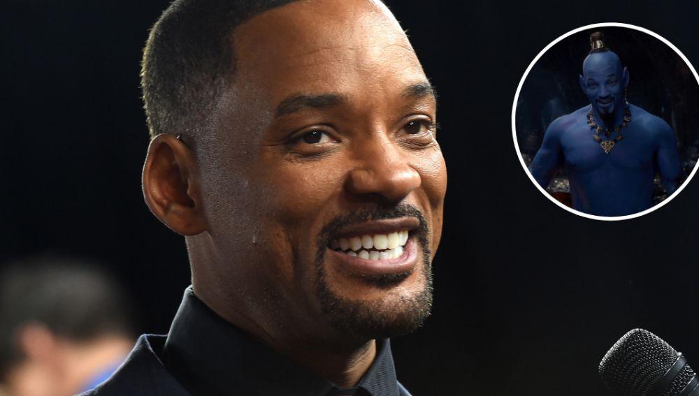 Will Smith interpretará el papel de Genio de 'Aladdin'