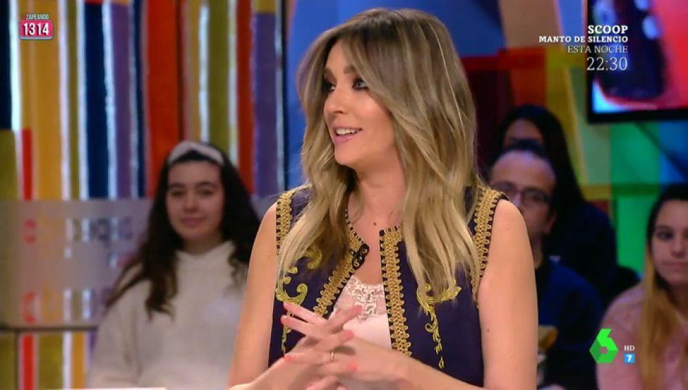 Zapeando - Programa 1314 (26-02-19) Anna Simon confiesa la anécdota que vivió con Messi en un aeropuerto