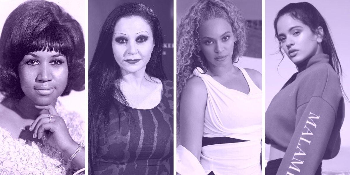 De Aretha Franklin a Rosalía: 13 canciones feministas que deberías conocer (y analizar)
