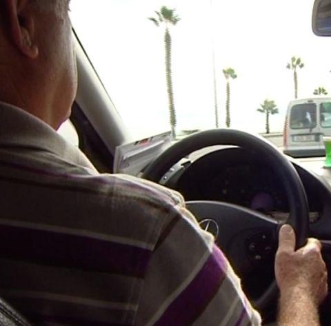 A3 Noticias Canarias - Marzo 2019 - Nueva pelea de taxistas en Gran Canaria