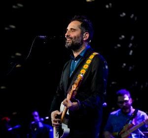 El cantante Jorge Drexler durante un concierto en Madrid