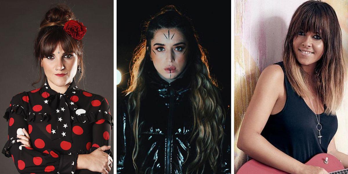 Las playlists de Rozalén, Lola Indigo y Vanesa Martín para el Día Internacional de la Mujer