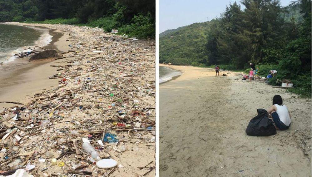 #Trashtag, el nuevo reto viral que beneficia al medioambiente