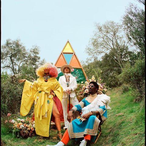 Sia, Diplo y Labrinth forman el grupo LSD