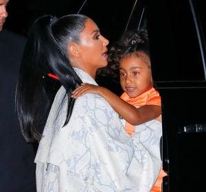 Kim Kardashian y Norh West