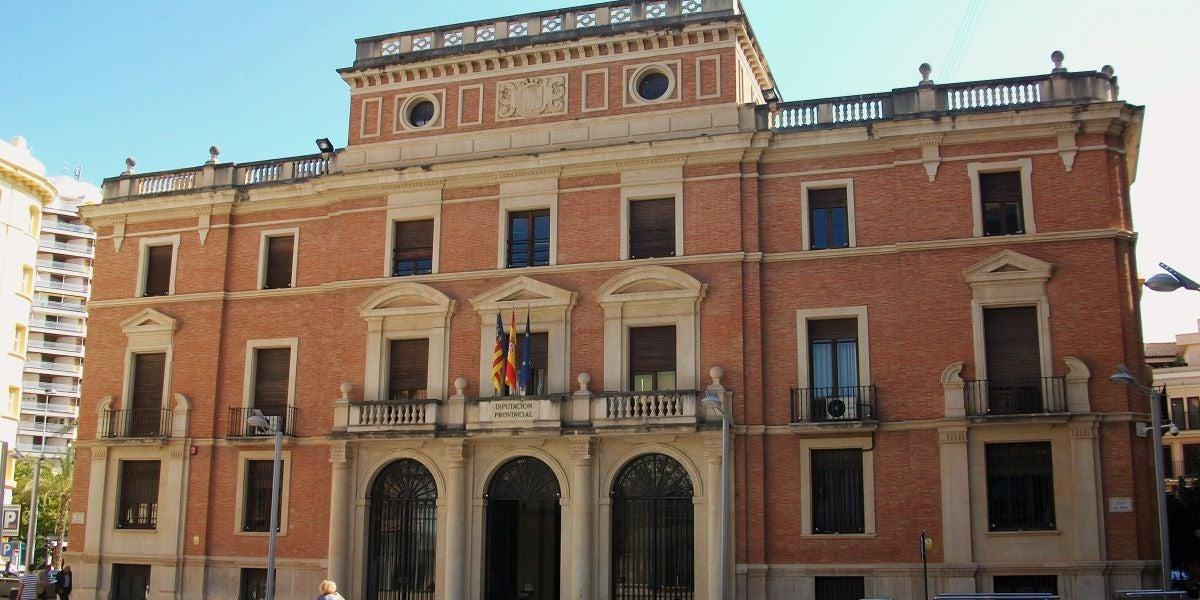 Diputación de Castellón.