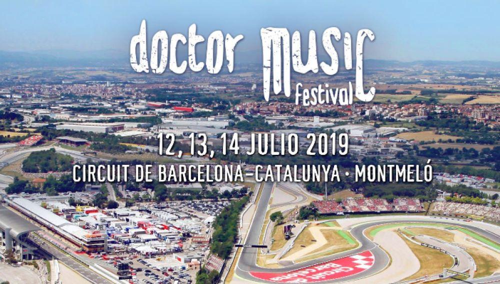 El Doctor Music Festival se celebrará en el circuito de Montmeló