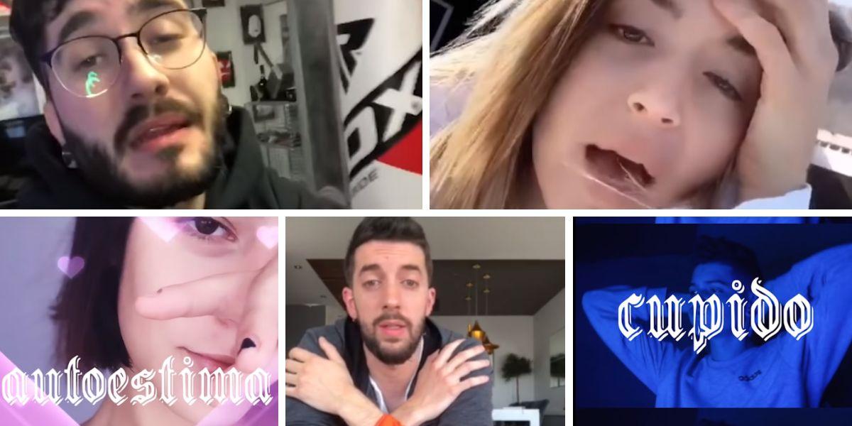 Cupido presenta el videoclip de 'Autoestima' con caras conocidas y fans