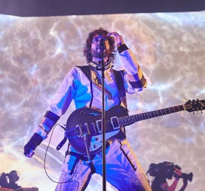 IZAL en concierto en Madrid