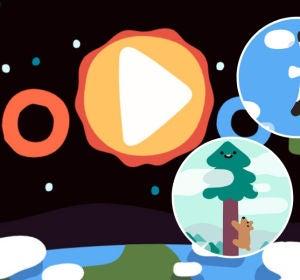 Google celebra el Día de la Tierra