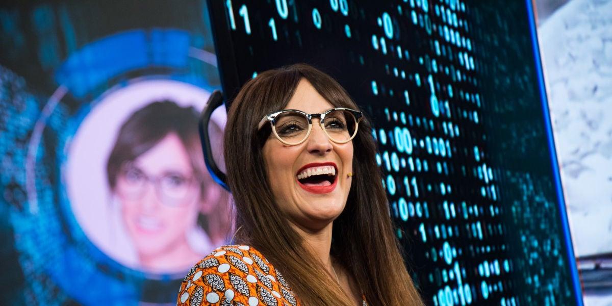 Ana Morgade consigue emocionar a Macarena García y Blanca Suárez con el vídeo más 'cuqui'