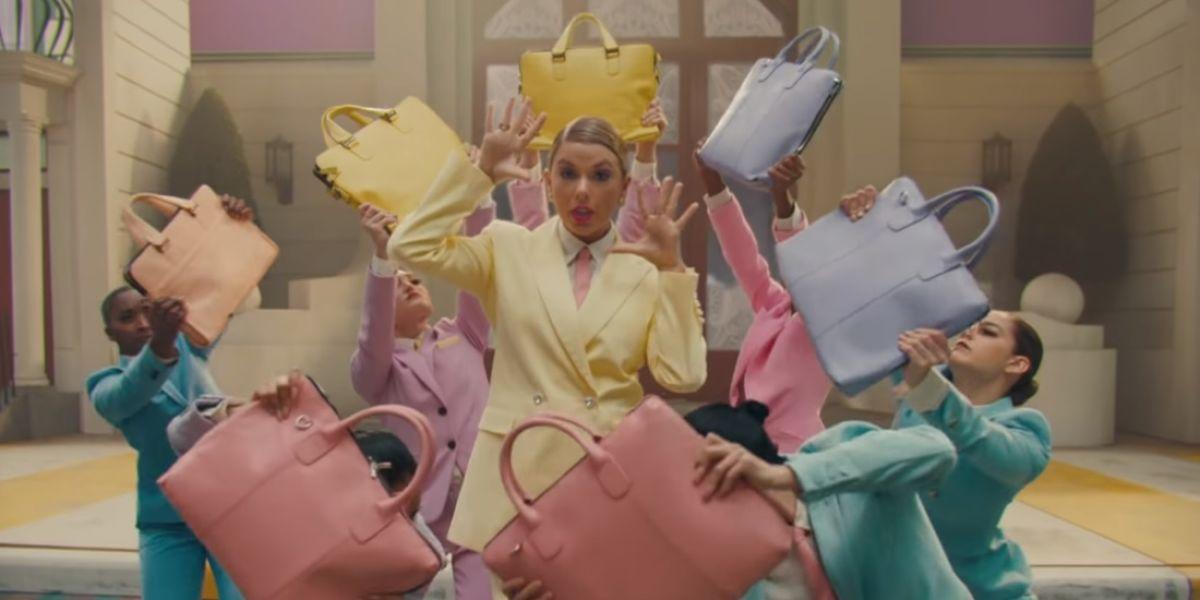 Taylor Swift en su nuevo vídeo