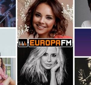 Europa FM en las Fiestas de Badalona