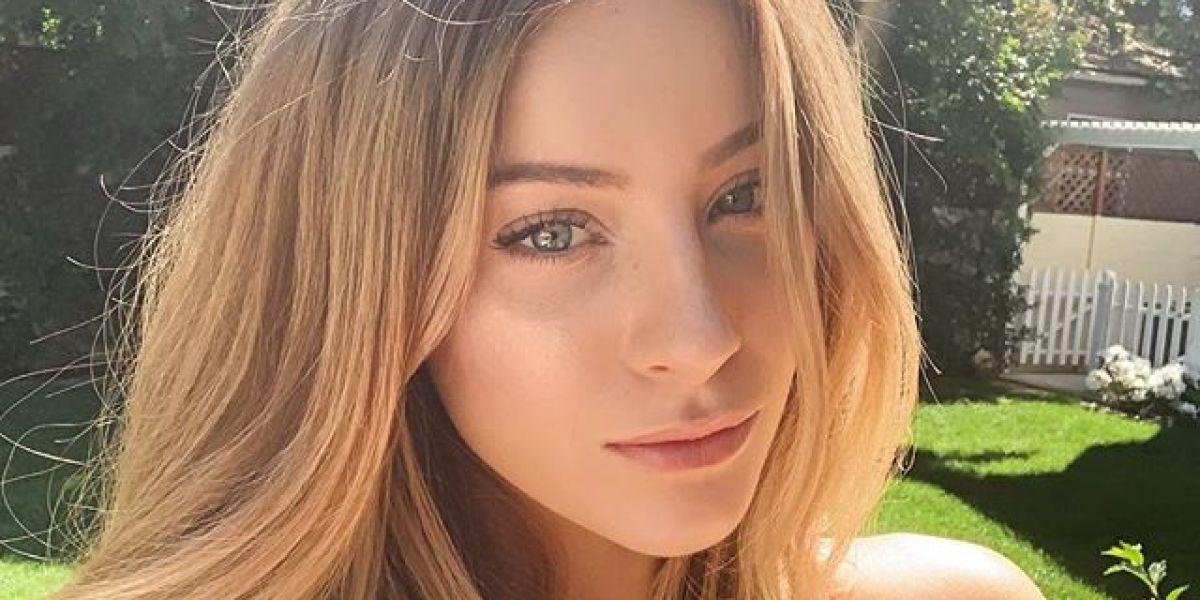 La instagramer Daisy Keech