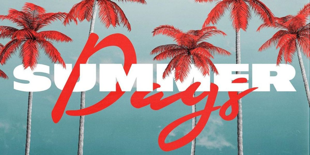 Portada de 'Summer Days'