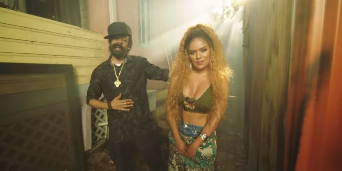 Karol G estrena 'Love With A Quality' con Damian 'Jr.Gong' Marley