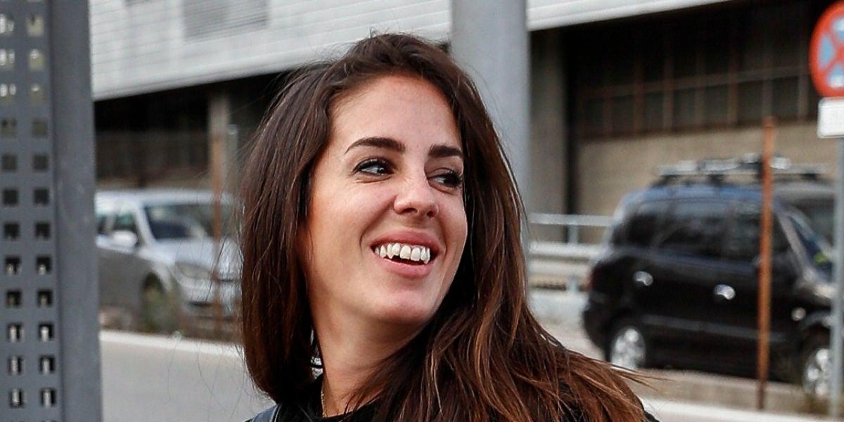Anabel Pantoja por Madrid