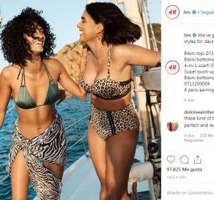 H&M apuesta por cuerpos reales en su nueva campaña