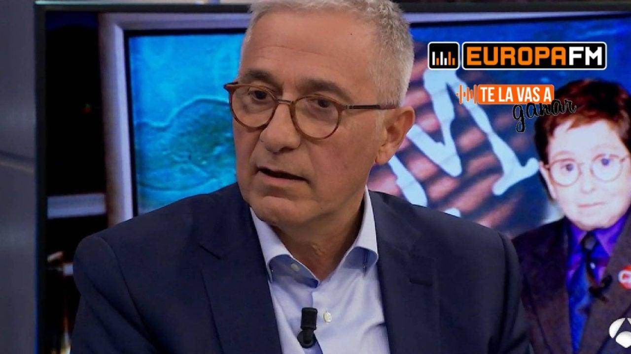 Xavier Sardá Recuerda Una De Las Bofetadas Más Memorables