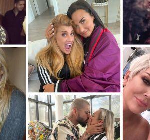 Los famosos felicitan a sus madres