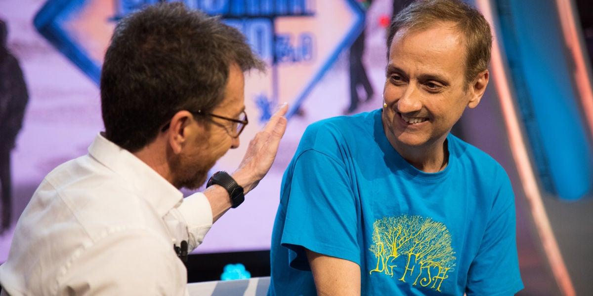 Albert Espinosa concede su última entrevista a 'El Hormiguero 3.0' y cautiva con su historia y sinceridad