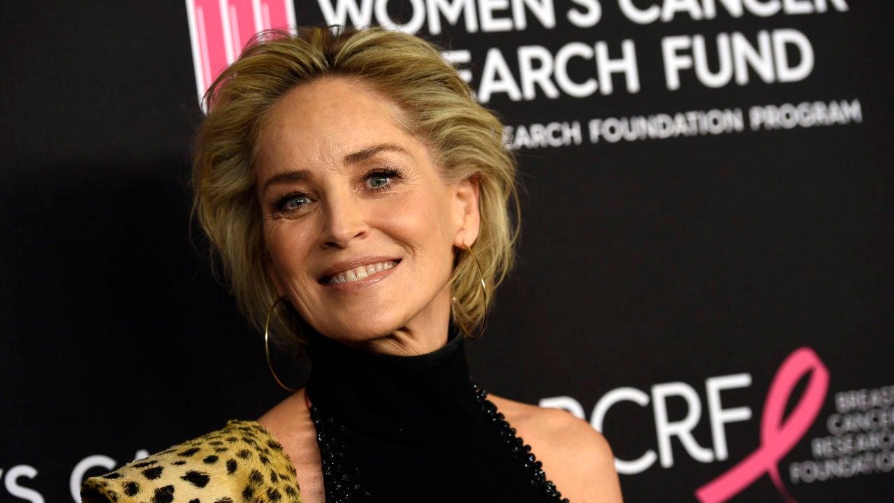 Sharon Stone Ya Tiene Su Perfil Activo En La App De Citas