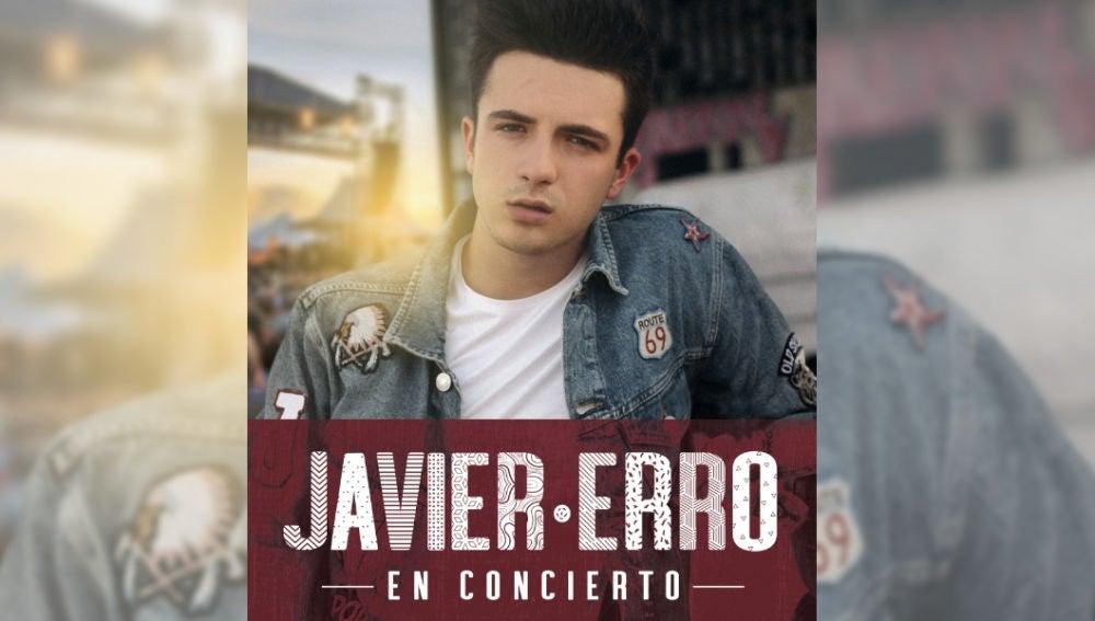 Javier Erro en concierto en Pamplona, Donisti y Bilbao