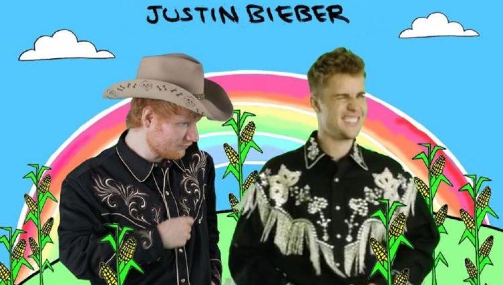'I Don't Care', la colaboración de Ed Sheeran y Justin Bieber