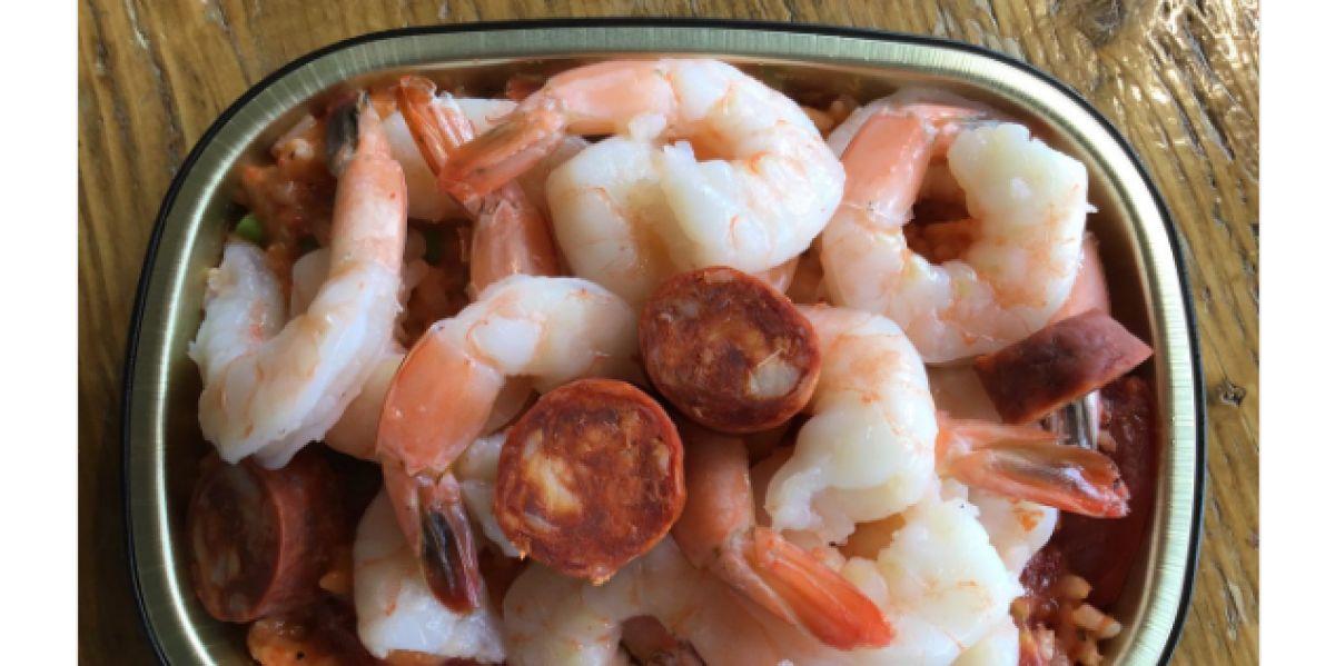 'Paella española'