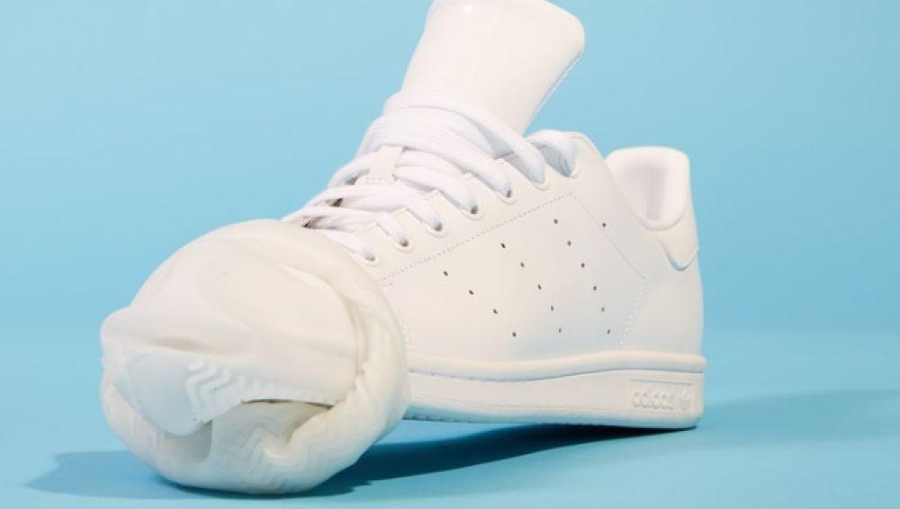 Inventan un condón para proteger tus zapatillas favoritas