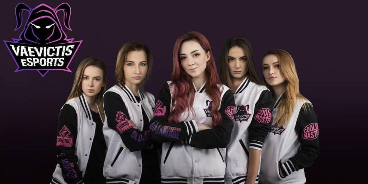 Equipo femenino de Vaevictis eSports