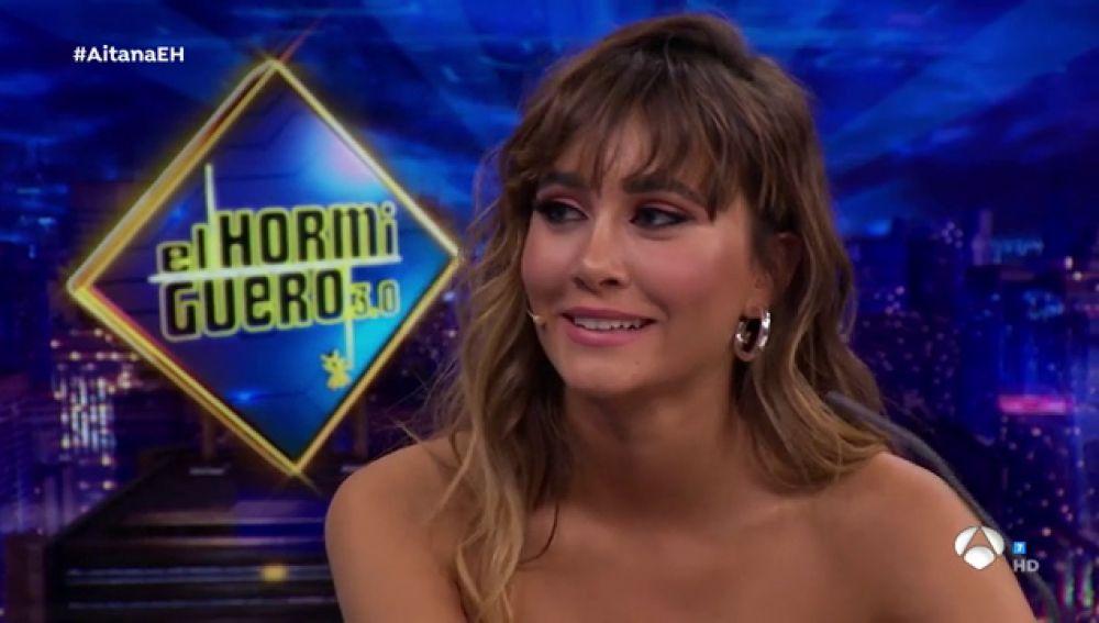 La bonita petición de Aitana en 'El Hormiguero 3.0' por su próximo 21 cumpleaños