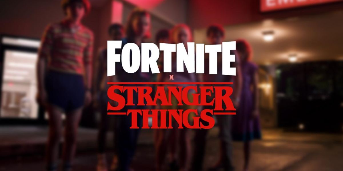 Fortnite y Stranger Things, el crossover del Battle Royale