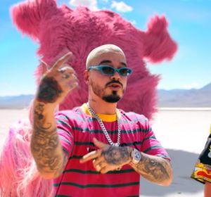 Un desierto lleno de color para el vídeo de 'Loco Contigo', lo nuevo de Dj Snake, J Balvin y Tyga
