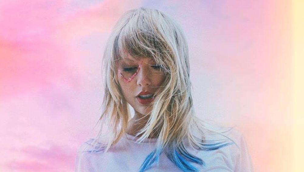 Taylor Swift publica la portada de 'Lover', su próximo álbum