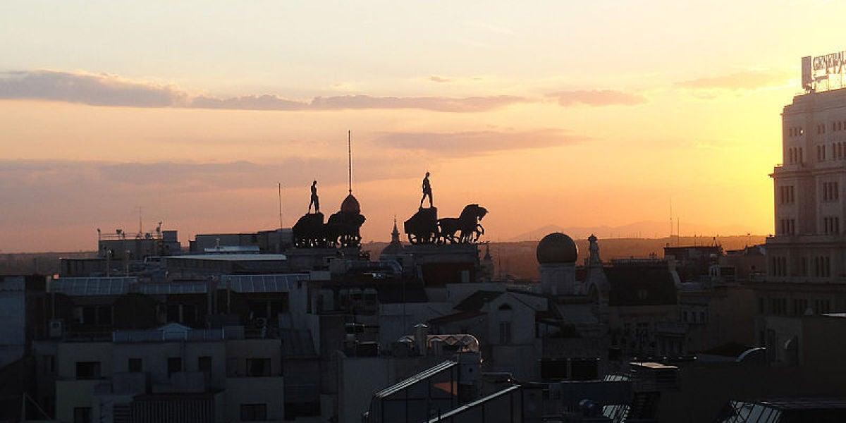 Azoteas en Madrid