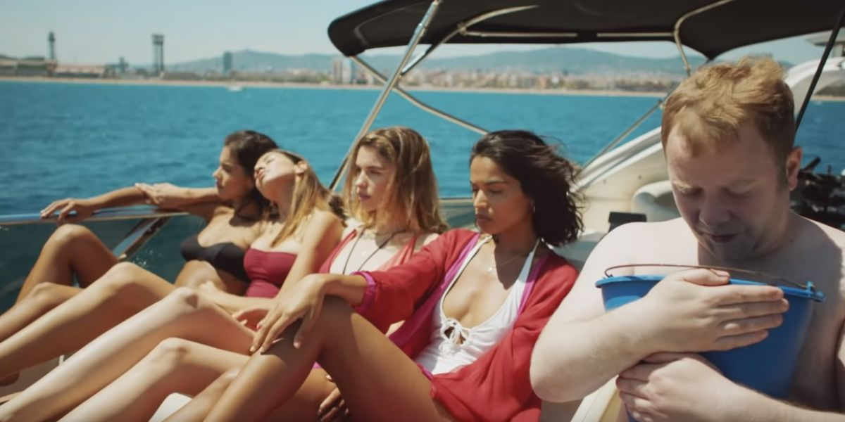 El nuevo vídeo de Ed Sheeran, 'Beautiful People'