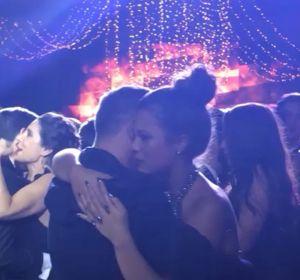 Alejandro Sanz bailando con su hija Manuela