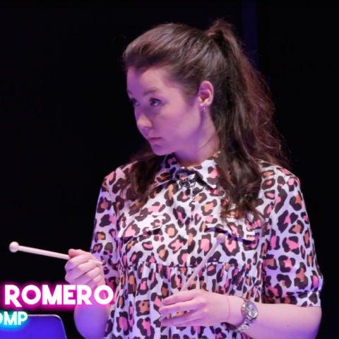 Nuestra 'DJ' Carmen Romero