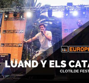 Luand y Els Catarres en el Clotilde Fest