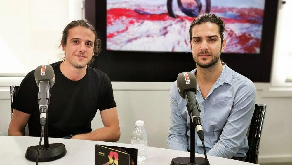 Barbott en su entrevista con Europa FM
