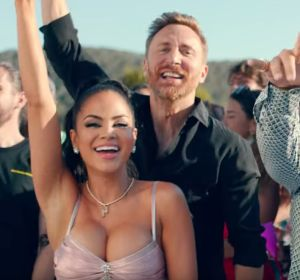 Natti Natasha, Daddy Yankee y David Guetta